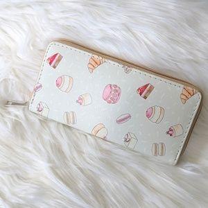 Handbags - Bakery Sweets Novelty Wallet Cake Macaroons Cookie
